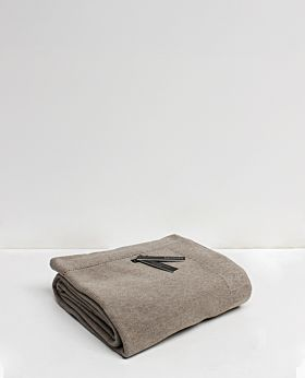 Bemboka Pure Cotton Trieste Throw - Wheat