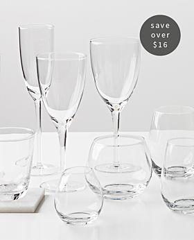 Scala 12-piece Glassware Bundle