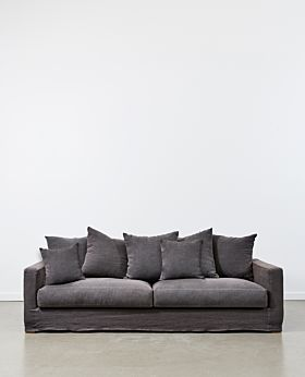 Amalfi sofa - iron