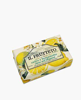 Nesti Dante Citron & Bergamot Soap