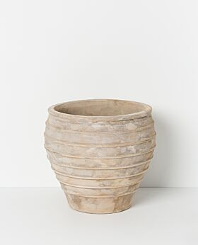 Alba terracotta pot - set of 2