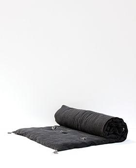 Alesund sofa seat cushion - black