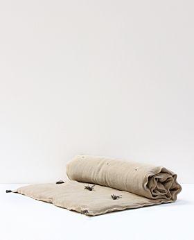 Alesund sofa seat cushion - linen