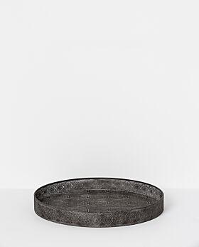 Allegra round tray