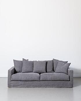 Amalfi sofa - vintage grey