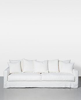 Amalfi sofa - ivory