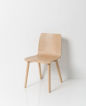 Archer dining chair - natural oak