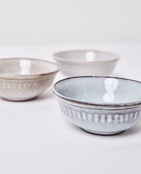 Beata condiment bowls - asst - set of 3