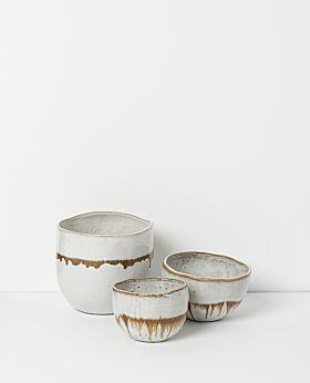Nino bowl-planter