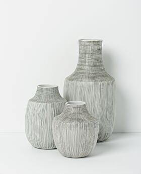 Bruno ceramic vase - tapered