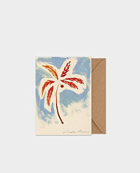 Paper Collective Stormy Palm - A5 card