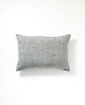 Christophe linen cushion - grey