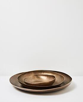 Dante brass bowl