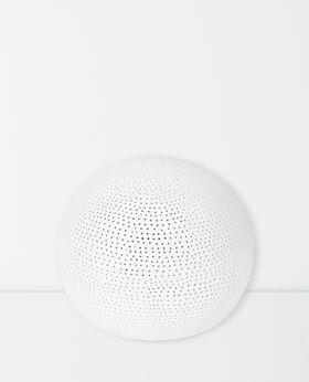 Dianna porcelain sphere table lamp