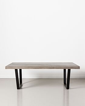 Folio rectangular dining table