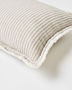 Henri cushion rectangle - striped