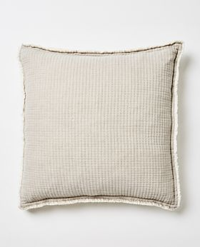 Henri cushion square - grey