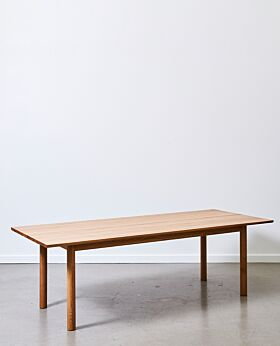 Itamae oak dining table