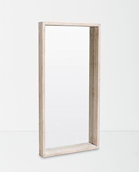 Jenson rectangular mirror