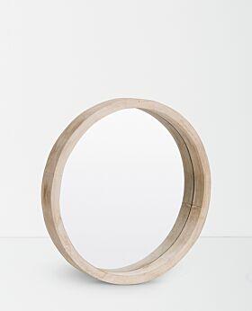 Jenson round mirror