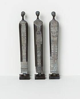 Kaguru figures - set of 3