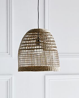 Lally woven lampshade