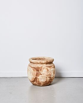 Leander planter - wide tapered