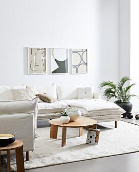 Lucas modular - white