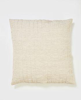Lysandra euro cushion - natural linen