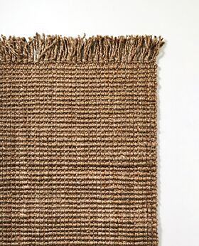 Mallee rug - natural