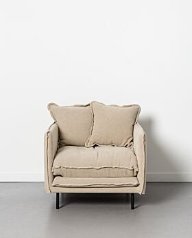 Marcello armchair - linen