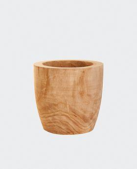 Maro timber planter - large