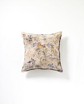 Musa linen cushion - small