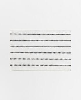 Nagano paper placemat - white