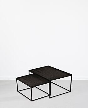 Notre Monde rectangular tray stand set-2