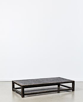 Ombra coffee table - large - black