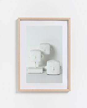 Otto photo frame rectangle - natural