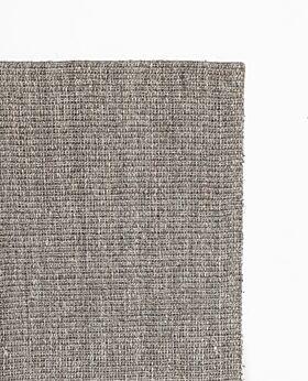 Panama sisal rug - light grey