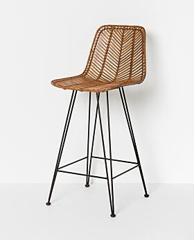 Parker bar stool pale - honey