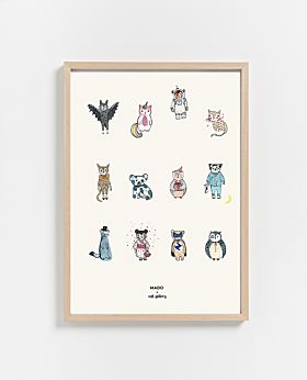PAPER COLLECTIVE All Together Now print