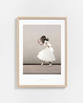 PAPER COLLECTIVE Essence of Ballet 02 print