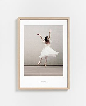 PAPER COLLECTIVE Essence of Ballet 03 print
