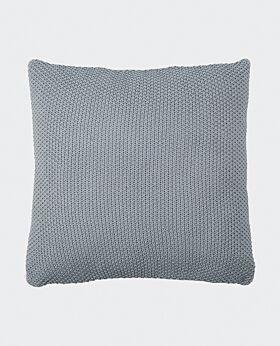 Perry cotton cushion - smoke