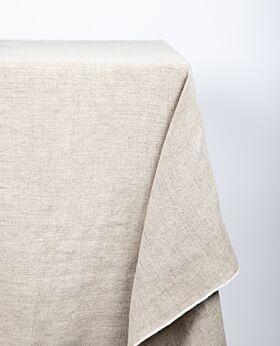 Piama linen tablecloth - natural - large