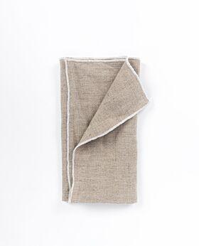 Piama linen napkin - natural