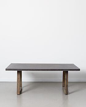 Pierre rectangular dining table