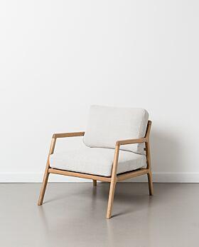 Rae armchair - pearl