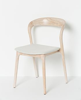 Raglan dining chair - oat