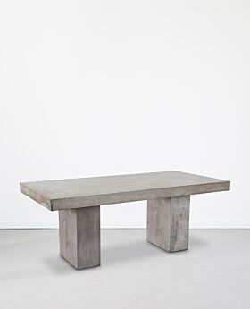 Raphael rectangular dining table