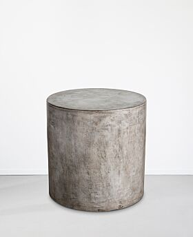 Raphael round side table/stool